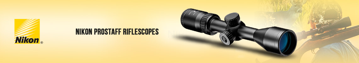 Nikon PROSTAFF Riflescopes