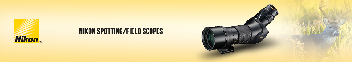 Nikon Spotting/Field Scopes