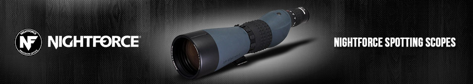Nightforce Spotting Scopes