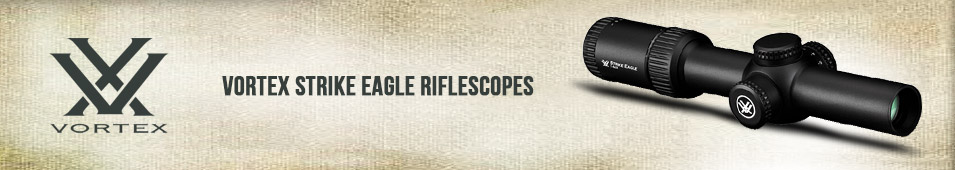 Vortex Strike Eagle Riflescopes for AR Shooters
