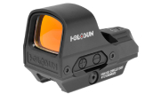 Holosun HS510C Multi-Reticle Circle Dot Open Reflex Sight with Solar Failsafe Shake Awake and QD Mount HS510C