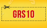 Use Coupon GRS10 - 10% Off Eligible GRS Products