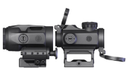 Sig Sauer ROMEO-MSR 1x20mm Compact Red Dot/3x22mm Micro Magnifier Combo Kit SORJ72001